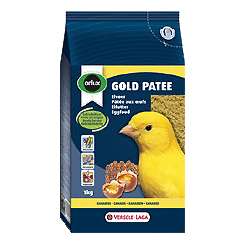 gold egg pate canary