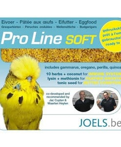 Joels Pro Line Budgie Soft Egg Food