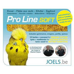 Joels Pro Line Budgie Soft Egg Food