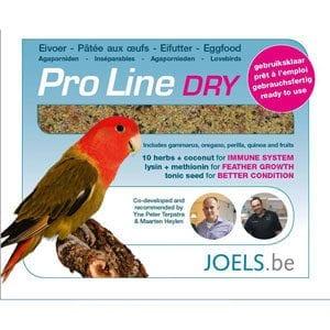 pro line lovebird dry seed