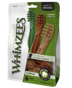 Whimzees Large Toothbrush bag